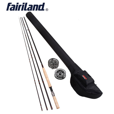 Fly Fishing rod combo 9/10 11/12 4.2M (14')
