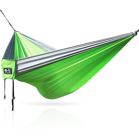 210t0 big-size hammock nylon outdoor hammock