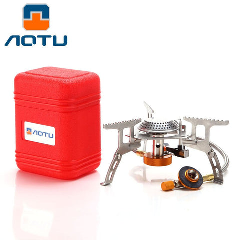 Outdoor camping stove Stainless steel