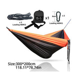 Various colors of Hammock hamock hammTravel Camping Hammock best price to Russia