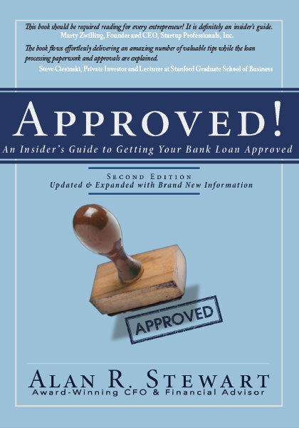 Approved! Book