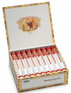 ROMEO Y JULIETA - CHURCHILLS TUBOS (BOX OF 25)
