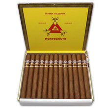 Load image into Gallery viewer, MONTECRISTO - CHURCHILLS ANEJADOS (BOX OF 25)