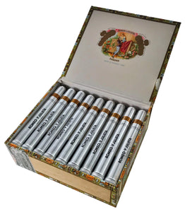 ROMEO Y JULIETA - CHURCHILLS ANEJADOS TUBOS (BOX OF 25)