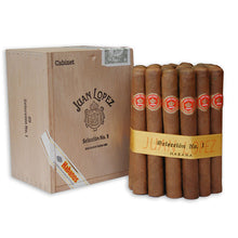Load image into Gallery viewer, JUAN LOPEZ - SELECCION NO.1 (BOX OF 25)