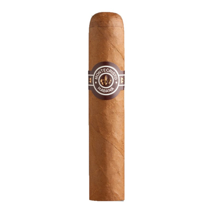 MONTECRISTO - MEDIA CORONA (BOX OF 25)