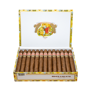 ROMEO Y JULIETA - TACOS 2018 LIMITED EDITION (BOX OF 25)