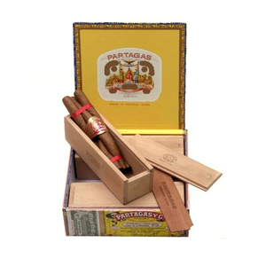 PARTAGAS - CULEBRAS (BOX OF 9)