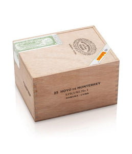 HOYO DE MONTERREY - EPICURE NO.1 (BOX OF 25)