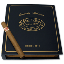 Load image into Gallery viewer, ROMEO Y JULIETA - FABULOSOS NO.2 2016 LIMITED EDITION (BOX OF 20)