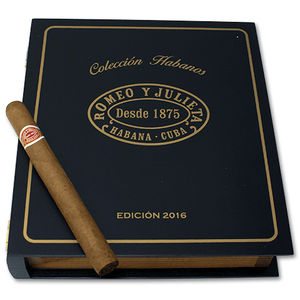 ROMEO Y JULIETA - FABULOSOS NO.2 2016 LIMITED EDITION (BOX OF 20)