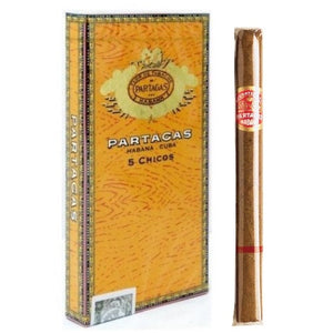 PARTAGAS - CHICOS CELLO (PACK OF 5)