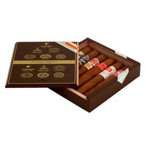 COMBINACIONES - SELECCION ROBUSTOS (BOX OF 6)