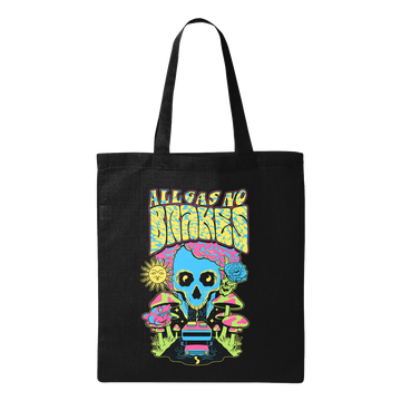 All Gas Tour Tote Bag