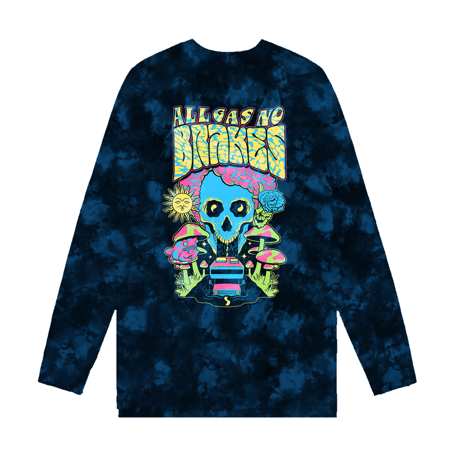 All Gas Tour Long Sleeve | Dark
