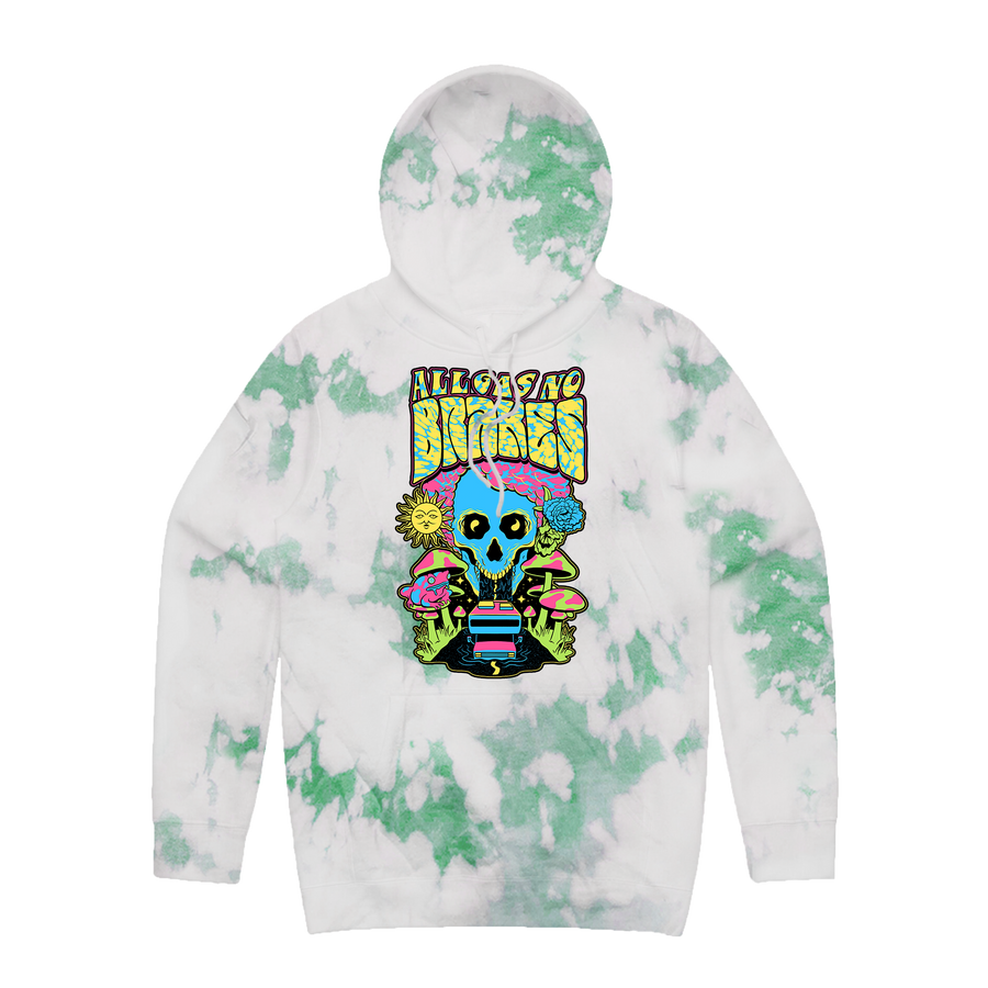 All Gas Tour Hoodie | Light