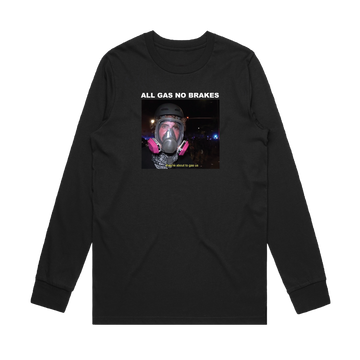 Gas Us Long Sleeve