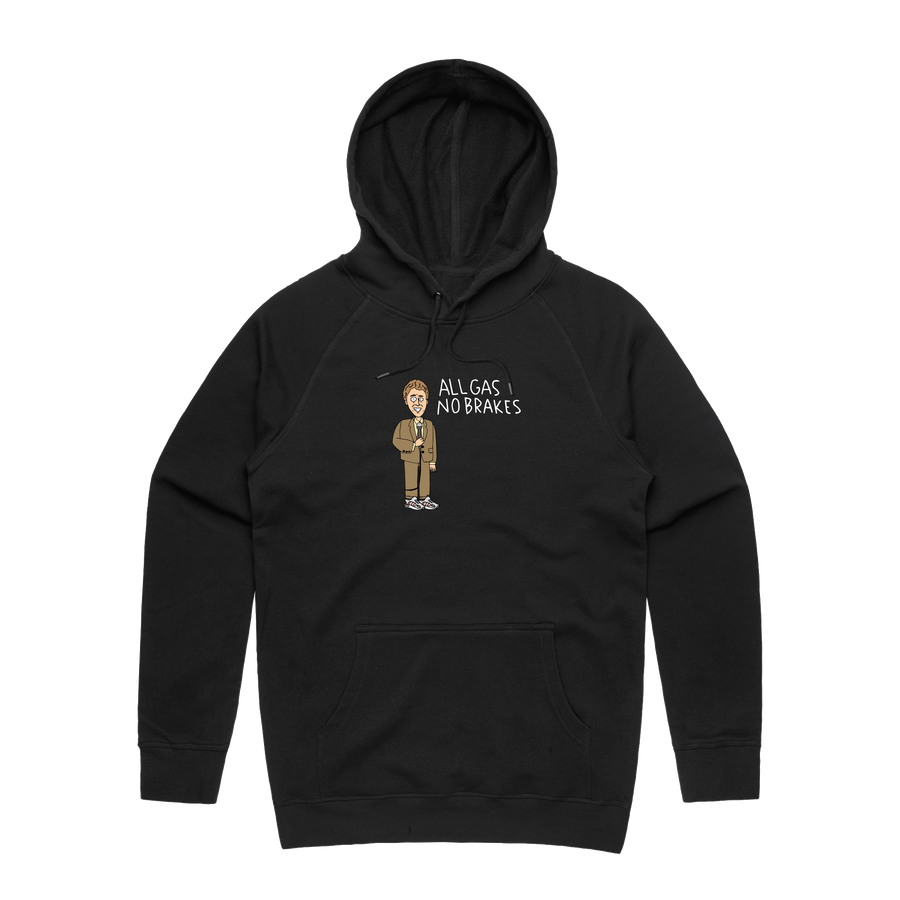 GRIPLESS x All Gas Hoodie