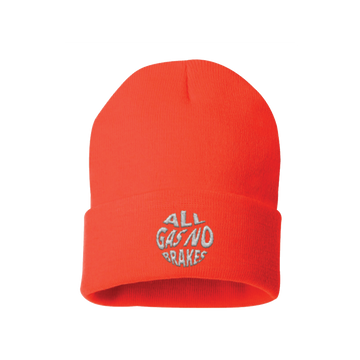 All Gas No Brakes Beanie