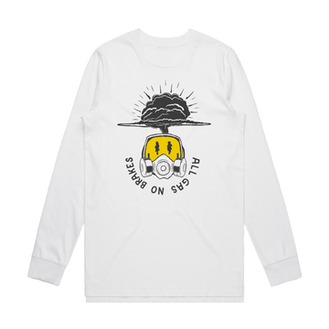 Smiley Mask Long Sleeve
