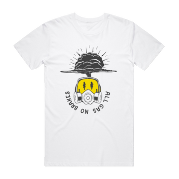 Smiley Mask Tee