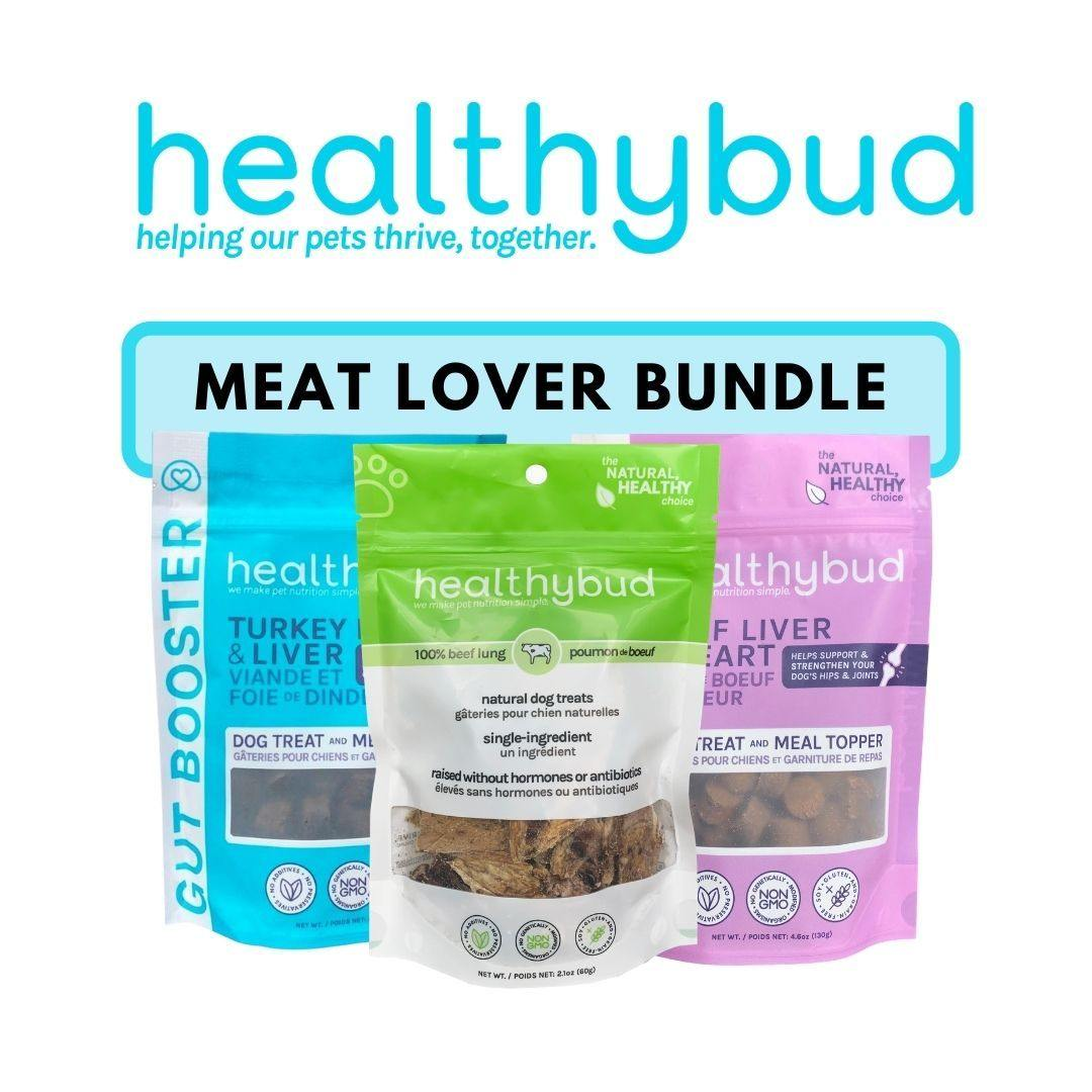 Meat Lover Package - Abound Pet Supplies