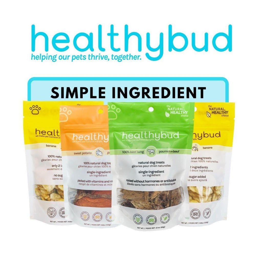 Simple Ingredient Package - Abound Pet Supplies