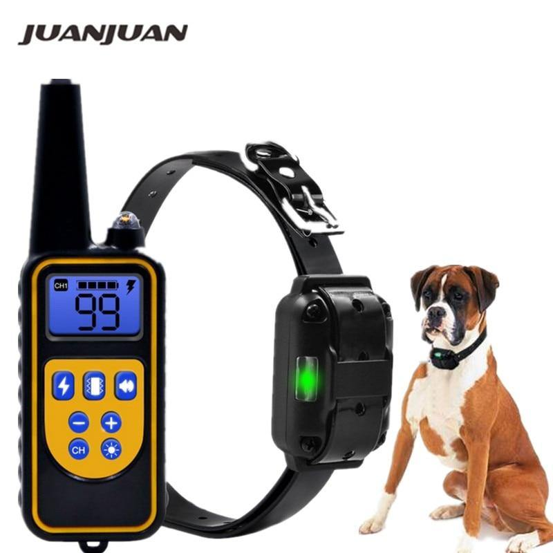 330 Yard Range Remote Dog Training Collar - Abound Pet Supplies