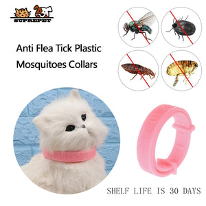 SUPREPET Adjustable Cat Flea Collar - Abound Pet Supplies