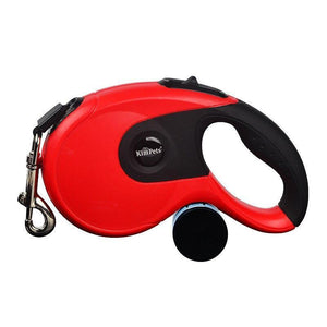 26 ft Retractable Dog Leash for Dogs up to 110 lbs - Abound Pet Supplies