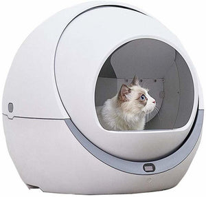 VOFORD Automatic Self Cleaning Cat Litter Box - Abound Pet Supplies
