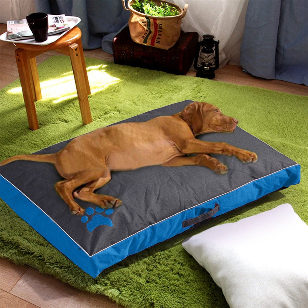 Extra Large Dog Bed for Small, Medium & Large Dogs - Abound Pet Supplies