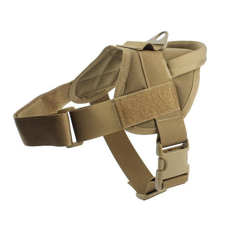 Tactical Dog Harness for Hunting & Training - Abound Pet Supplies