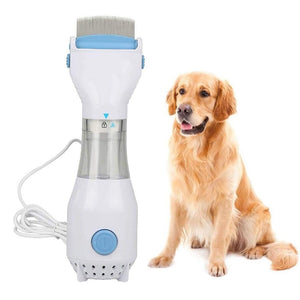Electric Flea and Lice Remover for Dogs & Cats - Abound Pet Supplies