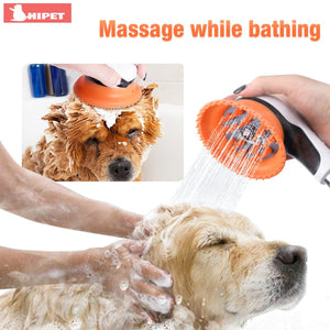 Multi Functional Dog Bath Shower Head - Abound Pet Supplies