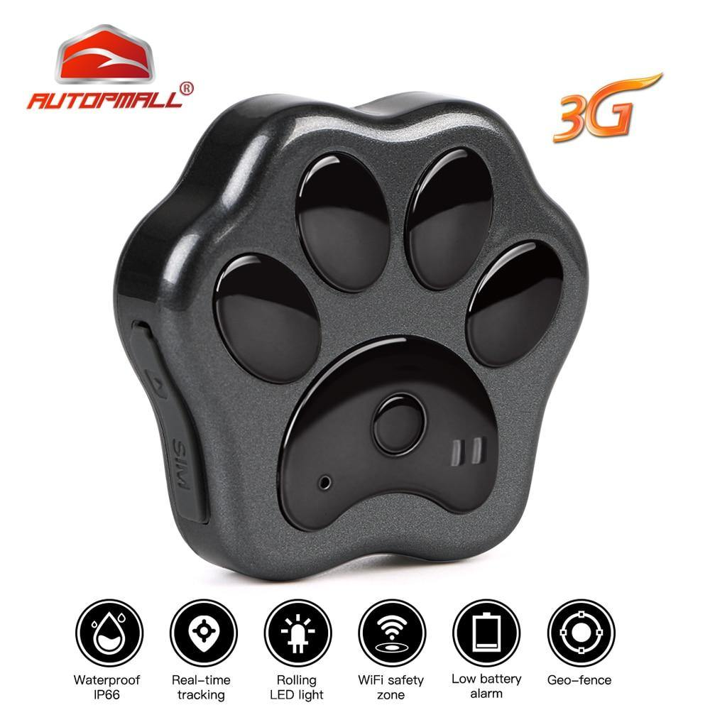 3G GPS tracker for Medium & Large Dogs - Abound Pet Supplies