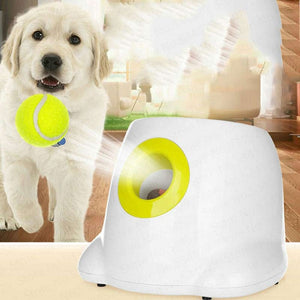 Automatic Ball Throwing Machine for Dogs - Abound Pet Supplies