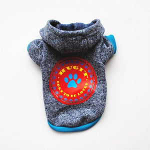 Puppy/Small Dog Hoodie Sweater - Abound Pet Supplies