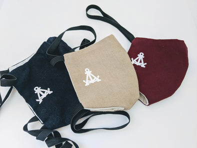 TWILL MASK: BUY ONE, DONATE ONE - ALAMEDA ANCHOR