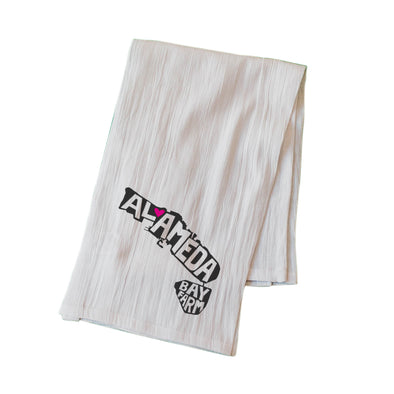 ALAMEDA/BAY FARM FLOUR SACK KITCHEN TOWEL