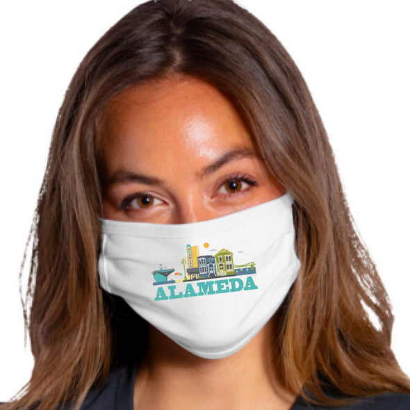 BUY ONE, DONATE ONE FACE MASK - ALAMEDA CITYSCAPE