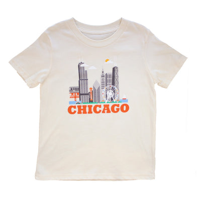 Chicago T-shirt Kids