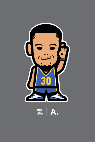 WEMOJI POSTER (PRINT ONLY) - CURRY #30