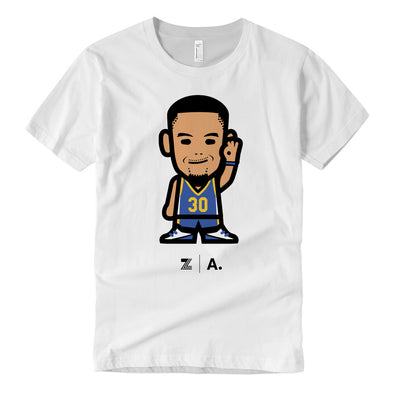 WEMOJI ADULT SHORT SLEEVE TEE - CURRY #30