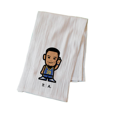 WEMOJI FLOUR SACK KITCHEN TOWEL - CURRY #30