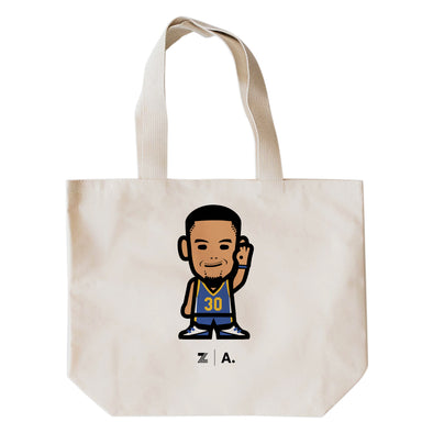 WEMOJI TOTE BAG - CURRY #30