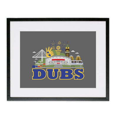 DUBS POSTER