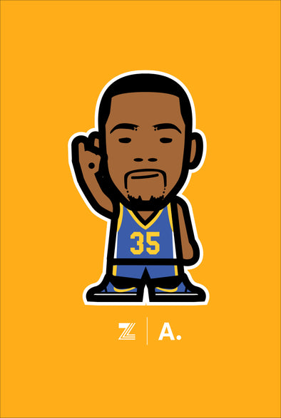 WEMOJI POSTER (PRINT ONLY) - DURANT #35