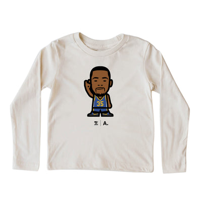WEMOJI KIDS LONG SLEEVE TEE - DURANT #35