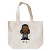 WEMOJI TOTE BAG - GREEN #23
